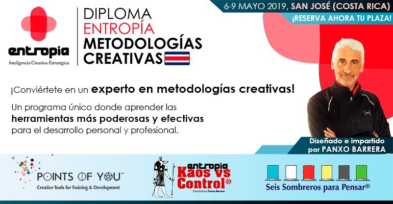 Diploma Entropía en Metodologías Creativas - Entropía • Inteligencia  Creativa Estratégica 681eb6678f9